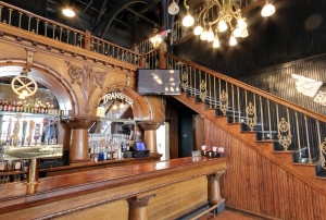 The beautiful bar at Union Transfer. (Photo courtesy of Google Maps)