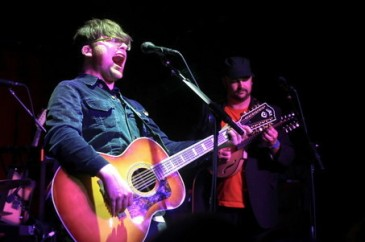 Meloy and band play tunes from their expansive musical career. (AP Photo)