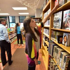 Northvale library reopens after fouryears