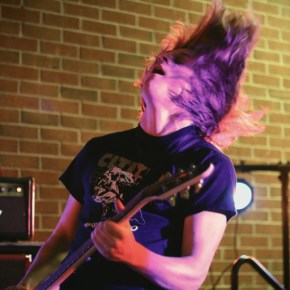 Sorority Noise unleashes raw emo rock at theCollege